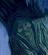 Grandmother Willow in Pocahontas Animated StoryBook