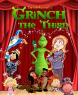 Grinch (Shrek) the Third (2007) (1) Poster
