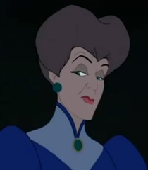 Lady Tremaine in Cinderella