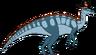Lambert the Lambeosaurus