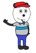 Panda 'Pandy' Smoochie (Billy) (pipe)
