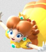 Princess Daisy in Mario Party Island Tour