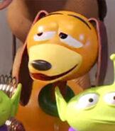 Slinky Dog in Toy Story 4