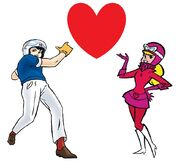 Speed Racer and Penelope pitsop