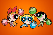 The Powerpuff Cheerleaders