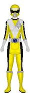 Yellow Astro Ranger