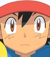 Ash Ketchum in Pokemon Mewtwo Prologue to Awakening