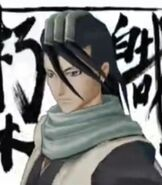 Byakuya Kuchiki in Bleach Shattered Blade