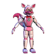 Funtime Foxy sister location