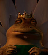 King Harold in Shrek the Third