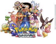Pokemon Diamond and Pearl Poster Chris1703