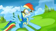 Rainbow Dash Heart Attack