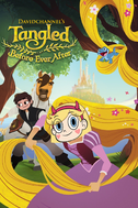 Tangled - Before Ever After (Davidchannel's Version) Poster
