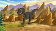 Carnotaurus TLBT