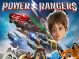 Power Rangers (2017) (Vinnytovar Style) (Version 2)