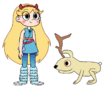 Star meets Jackalope