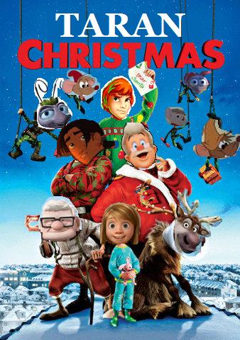 Arthur Christmas Poster.Taran Christmas Arthur Christmas The Parody Wiki