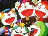Doraemon and the Rainbow Railway Adventure