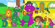 The gaggle giggle wiggle dance by purpledino100 dct1462-pre