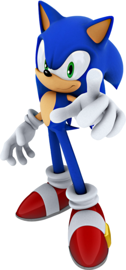 NEW Sonic sonic the hedgehog