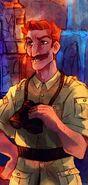 Nigel thornberry anime