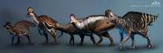 PK Lambeosaurus