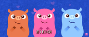Pinkfong Pigs