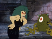 Revolta and Grim Creeper in Scooby Doo and the Ghoul School 02