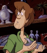 Shaggy Rogers in Scooby Doo and the Alien Invaders 2