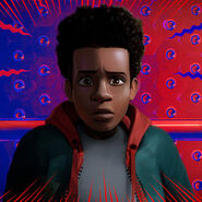 Miles Morales As Itchy