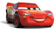 Cars 3 Lightning McQueen also as Arnie and Arnold