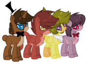 Five Nights at Freddy's (MLP style)