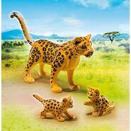 Leopard playmobil
