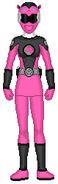 Pink SHIELD Ranger