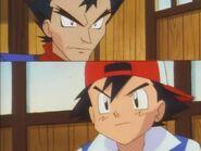 Ash vs Koga