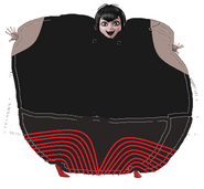 Mavis Dracula Inflated UPDATE