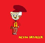 Old Alvin Seville