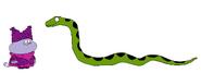 Chowder meets Anaconda