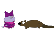 Chowder meets North American Beaver
