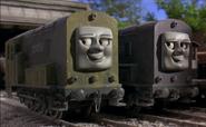 Dodge and Splatter