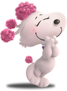 Fifi peanuts movie