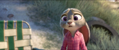 Judy is sad about nick