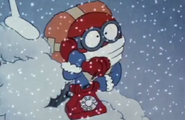 Penfold in winter outfit 3