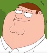 Peter Griffin in Family Guy