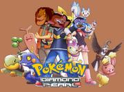Pokemon Diamond and Pearl Poster 399Movies animal style