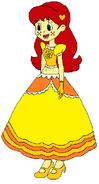 Soleil Spacebot's Evening Gown