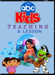 Teaching A Lesson DVD cover