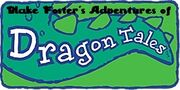 Blake Foster's Adventures of Dragon Tales logo