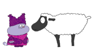 Chowder meets Domestic Sheep