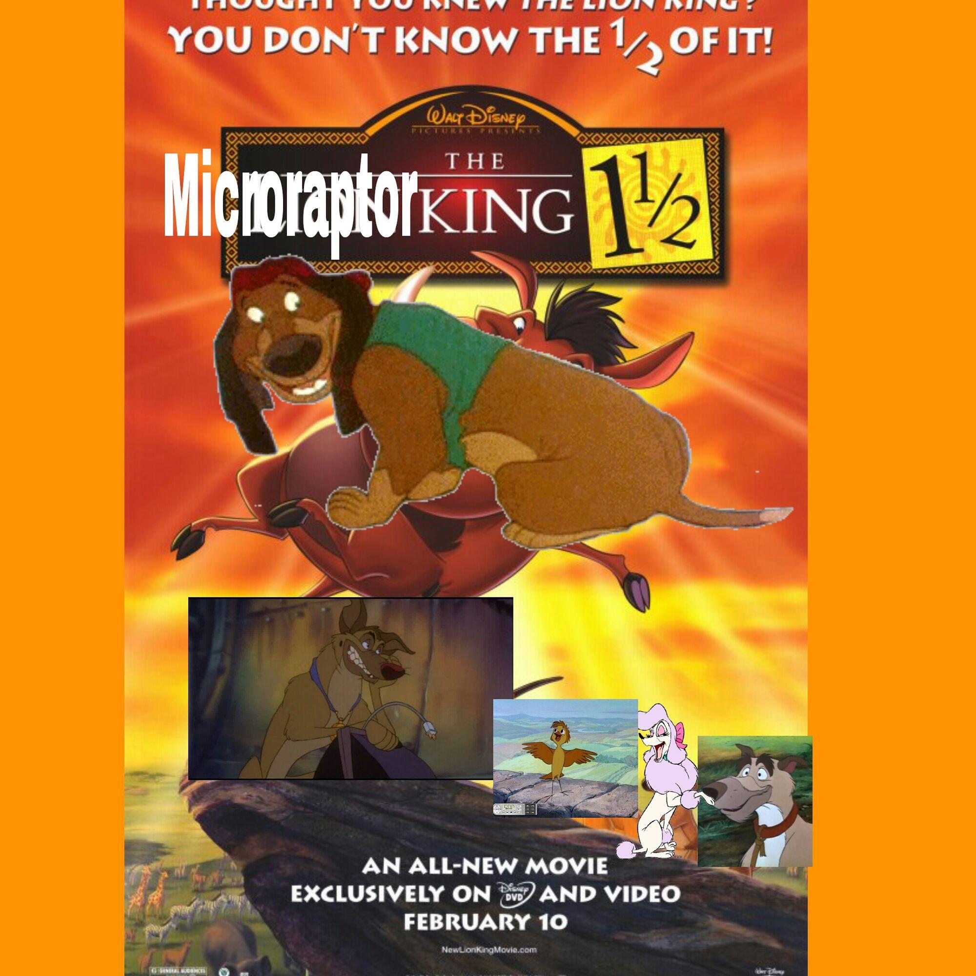 The Microraptor King 11 2 The Parody Wiki Fandom Powered